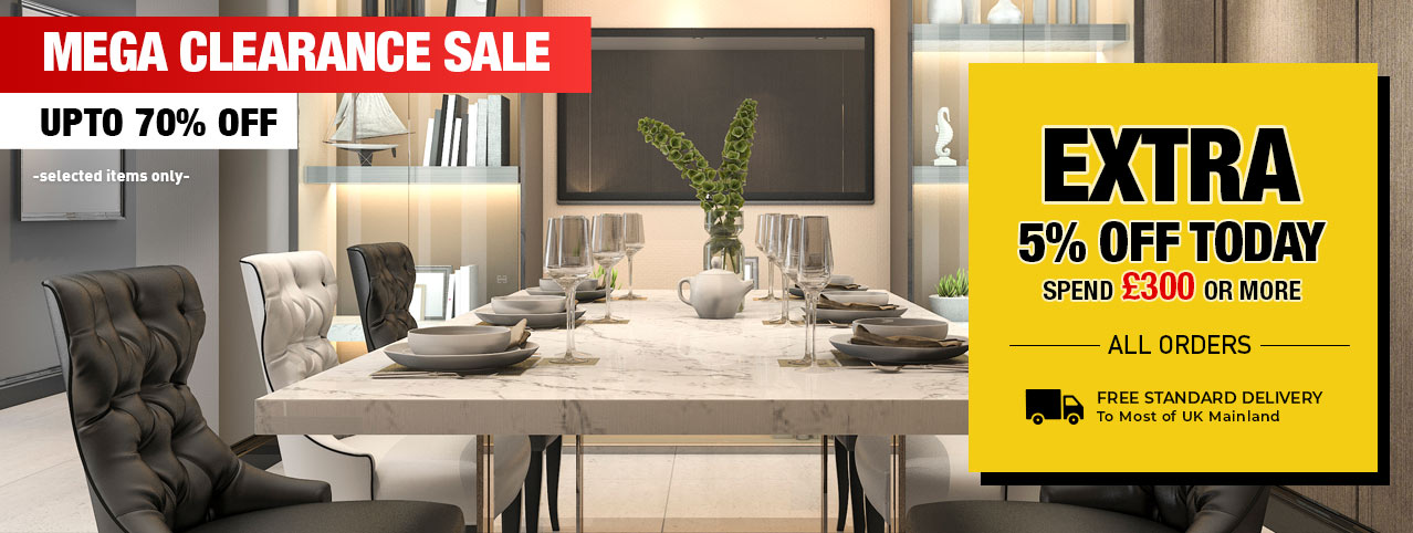 Largest February furniture sale ever in UK