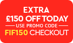 Extra 150 OFF
