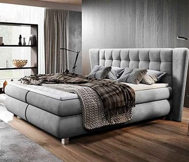 Wooden, Gloss, Leather & Fabric Beds UK