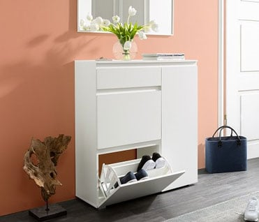 Find quality and affordable shoe storage cabinets to suit your needs and home