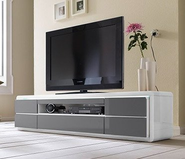 Enhance your living space with our contemporary TV stands, cabinets & units with storage