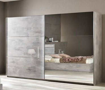 Maximize your storage with our spacious, stylish and contemporary wardrobes
