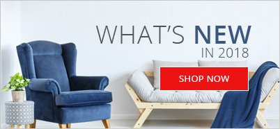 What's New | Furniture in Fashion
