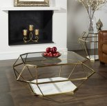 Coffee tables, contemporary coffee tables UK, glass coffee table