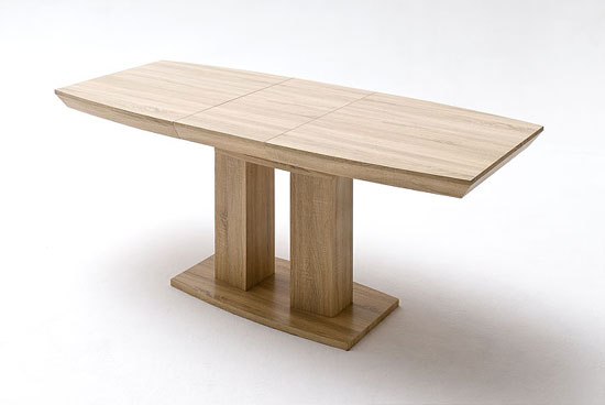050140S MCA extension - 6 Great Benefits Of Oak Extending Dining Tables