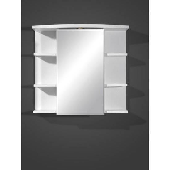 Tarragona White Floor Bathroom Cabinet : Tarragona bathroom cabinet floor standing in white buy