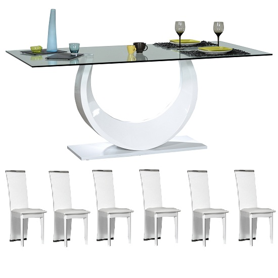 cheap contemporary glass dining table gallery