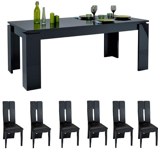 Hightec Living Room Furniture Set In White And Black  : 14SK273014SK25016 from furnitureinfashion.net size 550 x 550 jpeg 49kB