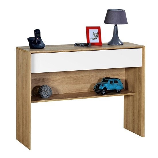 Peora wooden console table console tables price comparison for Furniture in fashion