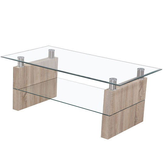 Greenapple Rimini White High Gloss Coffee Table Ga0623: Shop For Cheap Tables And Save Online