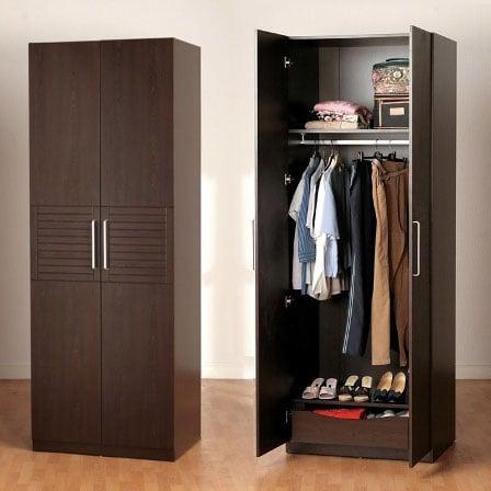 New orleans 2 door wardrobe 5069 furniture in fashion uk for Furniture in fashion