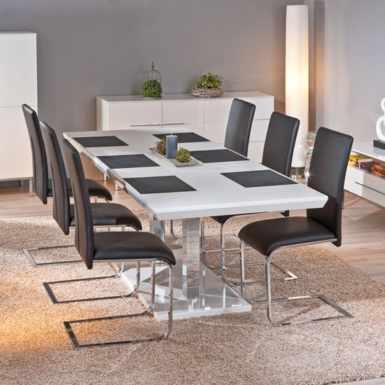 20801175 EdmontonDT+DakotaDC - 10 Intelligent Ways To Maximise A Small Dining Space