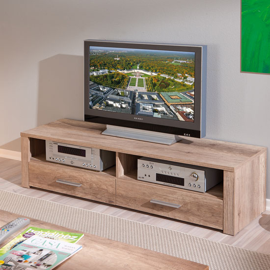 10 Wood Shades Modern And Cool Tv Stands Fif Blog