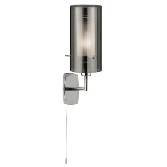 Read more about Duo2 single wall light finished in polished chrome
