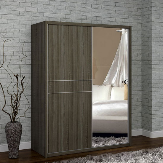 2390 MR WR - 5 Benefits Of Mirrored Bedroom Furniture