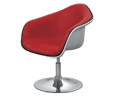 Red Retro Bar Chair / Novelty Chairs / 2401064