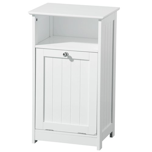 Tarragona bathroom cabinet floor standing in white for for Floor standing bathroom furniture