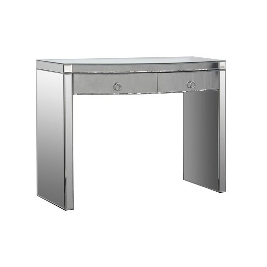 2404449 Dressing Table - Ideas To Make A Glass Mirrored Console Table Look Gorgeous In Any Room