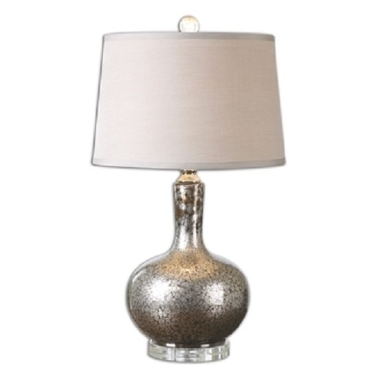 Aemilius Table Lamp In Dark Bronze Finish