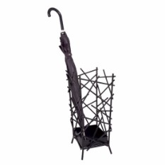 Read more about Mikado stylish anthrazit finish umbrella stand