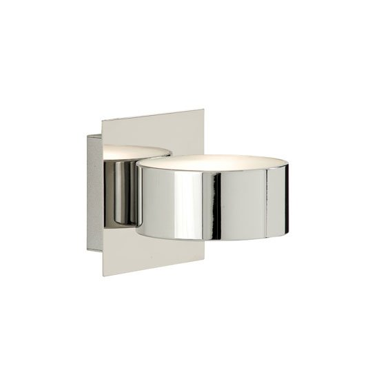 Wall Light Uplighter Downlighter : Uplighter and Downlighter Modern Wall Light Finished In