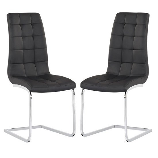 2xCH 250BLK Enzo Chair Black Gitalia - Selecting A Dining Chair For My Dining Room: 10 Ideas To Get Started