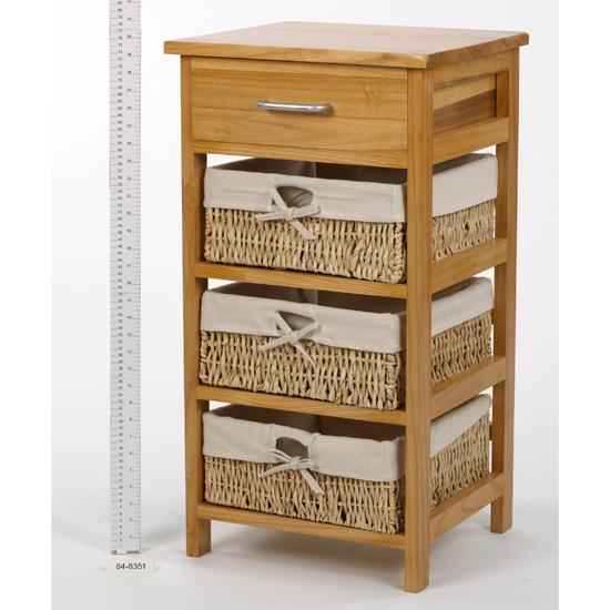 halifax three basket storage unit images frompo. Black Bedroom Furniture Sets. Home Design Ideas