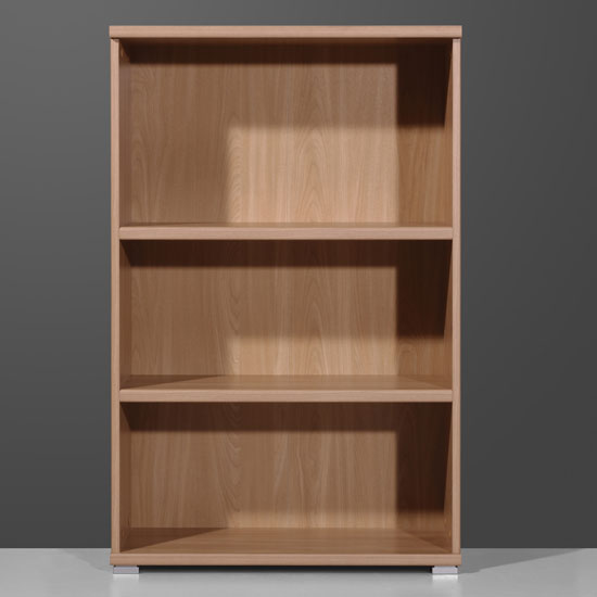 office shelving units. Vision Royal Walnut 3 Tier Shelving Unit Office Units S