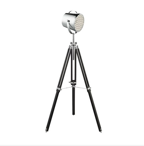 Stage light Chrome Finish floor lamp_1
