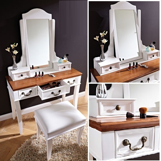 3024 84 GERmn20dressing20set - Tips On Buying Bedroom Furniture: 3 Choices You Will Have To Make