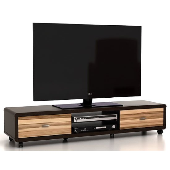 Wooden TV Stands For Flat Screens For 5 Interior Types