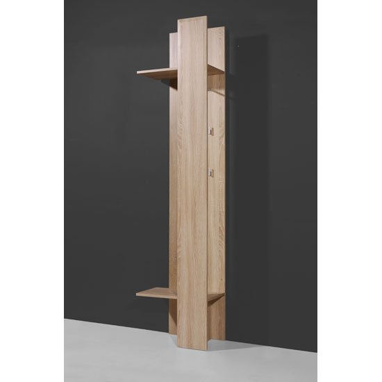 Prisma Sanoma Oak Hallway Storage Stand 18617 Furniture In