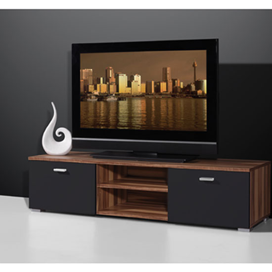 10 tv stand design ideas modern thrill. Black Bedroom Furniture Sets. Home Design Ideas
