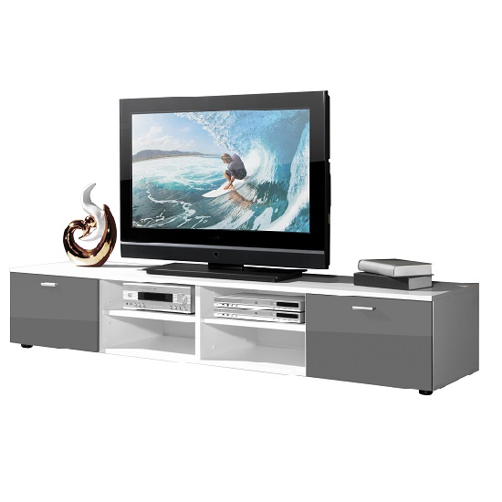 2m wide tv stand 1
