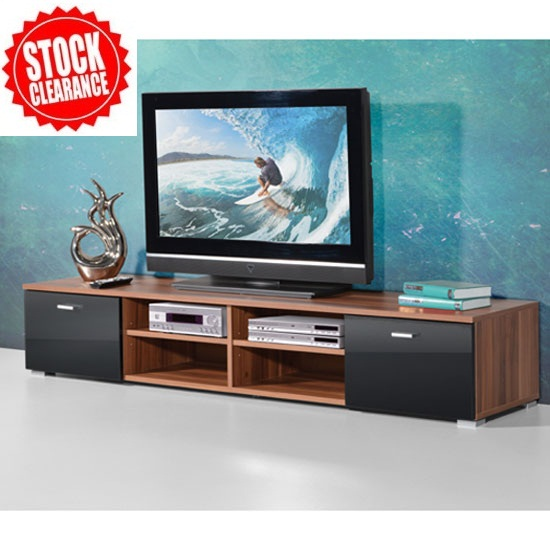 buy cheap flat screen tv stand compare television accessories prices for best uk deals. Black Bedroom Furniture Sets. Home Design Ideas