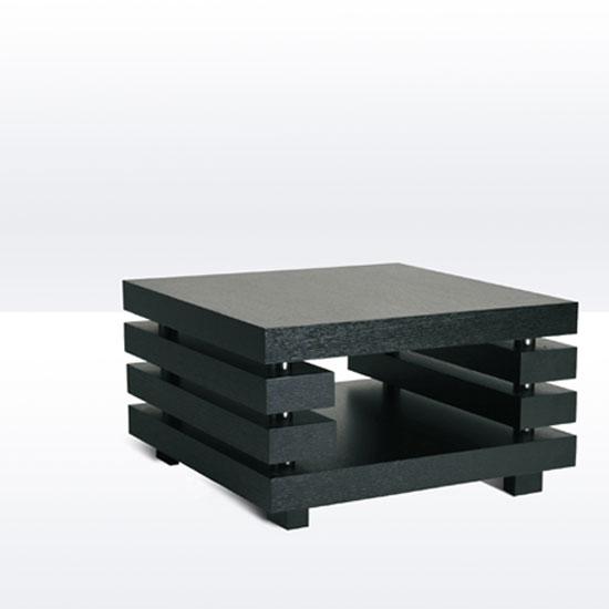 layer lamp table square in black oak 24016 furniture in