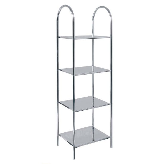 Turnier 4 Tier Bathroom Stand, 45052 5304 Furniture in