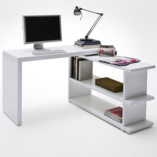 40227W4 - 8 Simple Ideas On Organising A Computer Desk For Bay Window