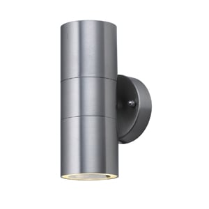 Stainless Steel Halogen Outdoor Wall Lamp