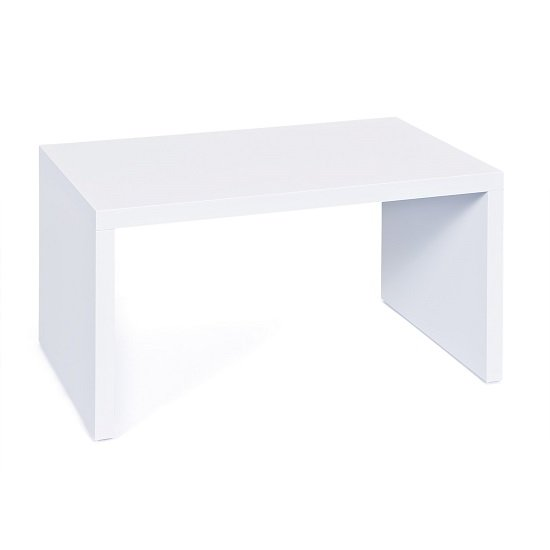 Amulet Coffee Table Rectangular In White High Gloss_3