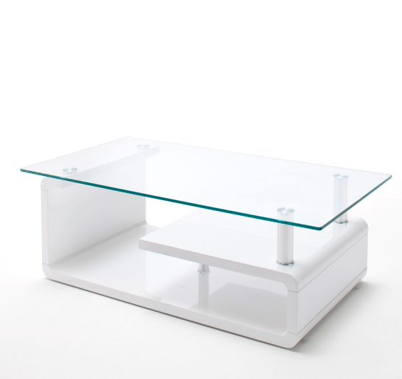 Ida Coffee Tables High Gloss White With Grey Pull Out: Fiesta Lcd TV Stand In High Gloss White With LED Light