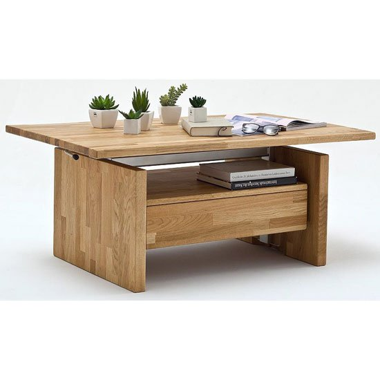58745EI1 MCA - 5 Benefits Of Real Wood Coffee Tables