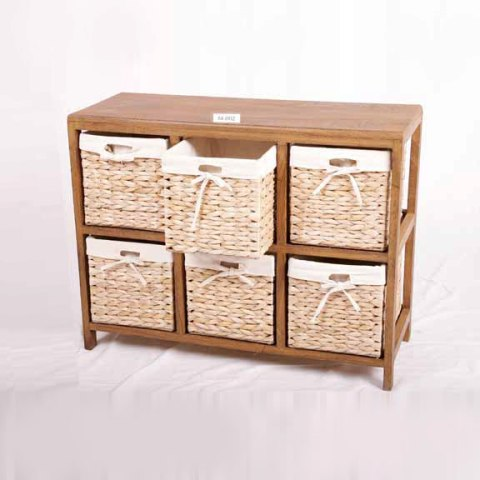 6 drawer wideboy 84 8112 - Old Farmhouse Style Furniture For Sale