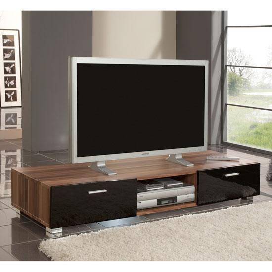 Neos Hi Gloss Low Plasma TV Stand 61603