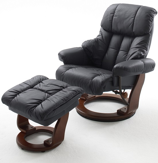 Brown leather office chair shop for cheap chairs and save online - Cheap relaxing chairs ...