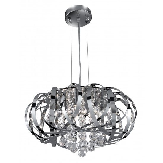 6975 5CC... - How High Should A Chandelier Hang From The Dining Room Table And How To Choose A Stylish One