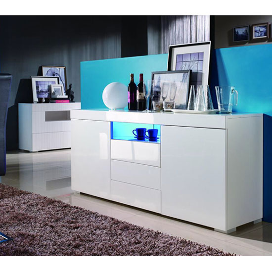 Lazy Sideboard with Led