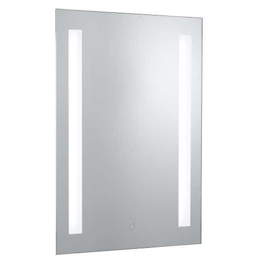 New 6 Lighted Mirrors For A Contemporary Bathroom, A Lighted Mirror Or Two Will Be Perfect For Your Vanity These Modern Bathroom Vanity Mirrors Come With Builtin Lighting, Usually Surrounding The Frame Of The Mirror