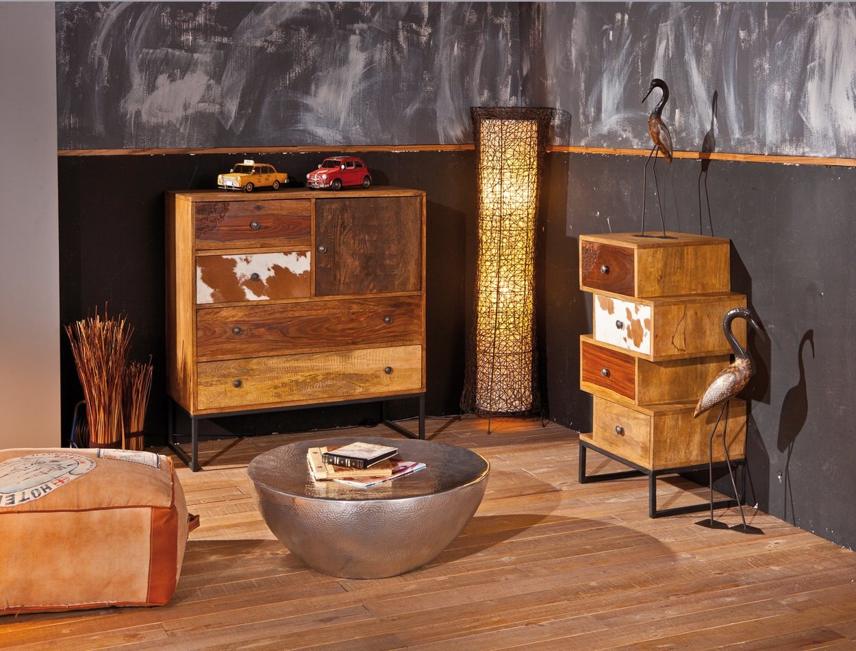 In Mango Wood Storage Furniture Modern Units Furnitureinfashion UK. Full resolution  picture, nominally Width 1250 Height 950 pixels, picture with #B1471A.