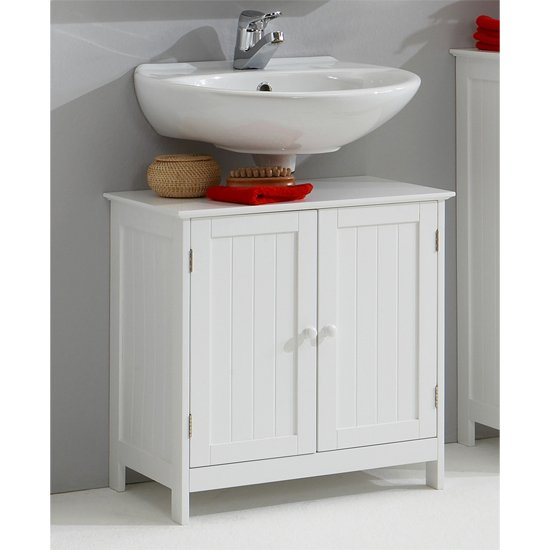 Charming Sweden4 Modern Bathroom Vanity Without Wash Basin